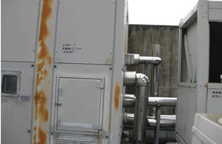 既設氷蓄熱ユニット